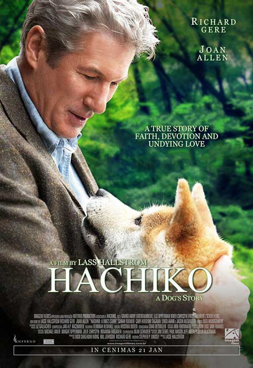 `Hachi: A Dog's Tale (2009)