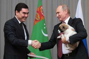 Món quà sinh nhật bất ngờ của tổng thống Putin