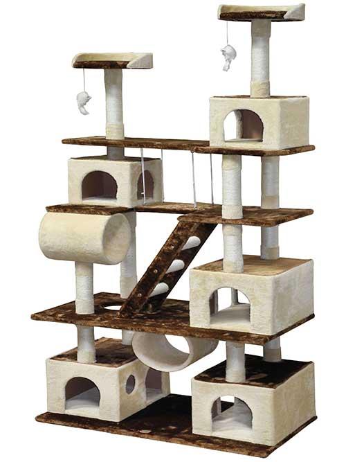 Cat tree - đồ chơi cho mèo